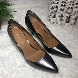 Calvin Klein Gayle Silver Pumps Size 7